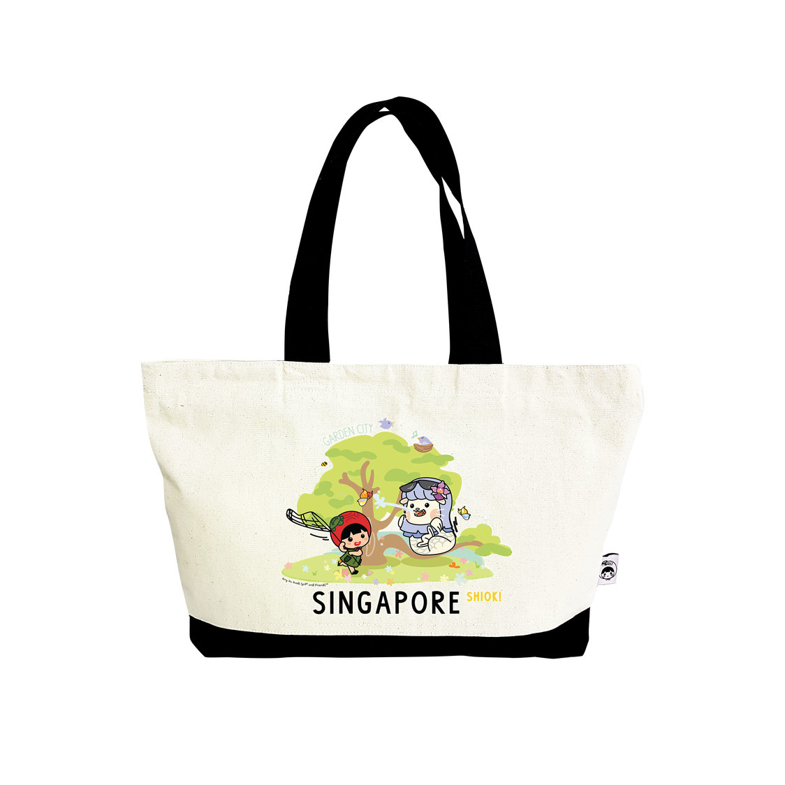 AKKG Travel Series - Tote Bag Garden City
