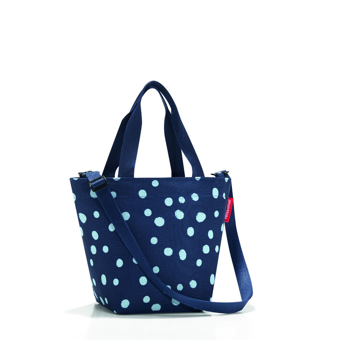 Shopper XS Spot Navy