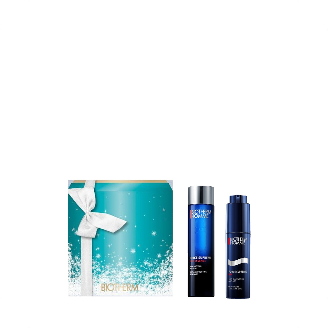 Force Supreme Gel  Life Essence Set