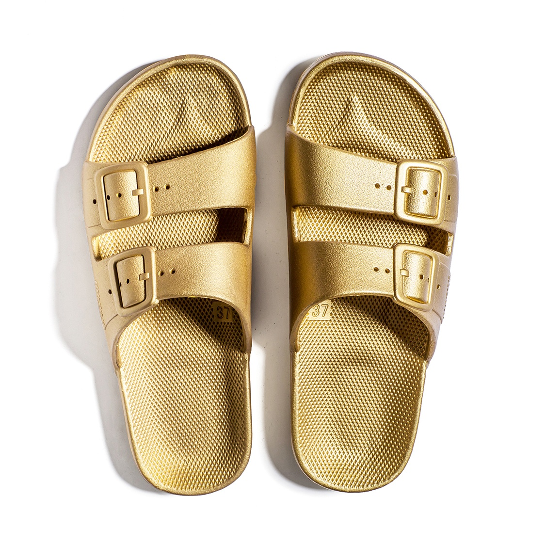 Freedom Slippers Gold