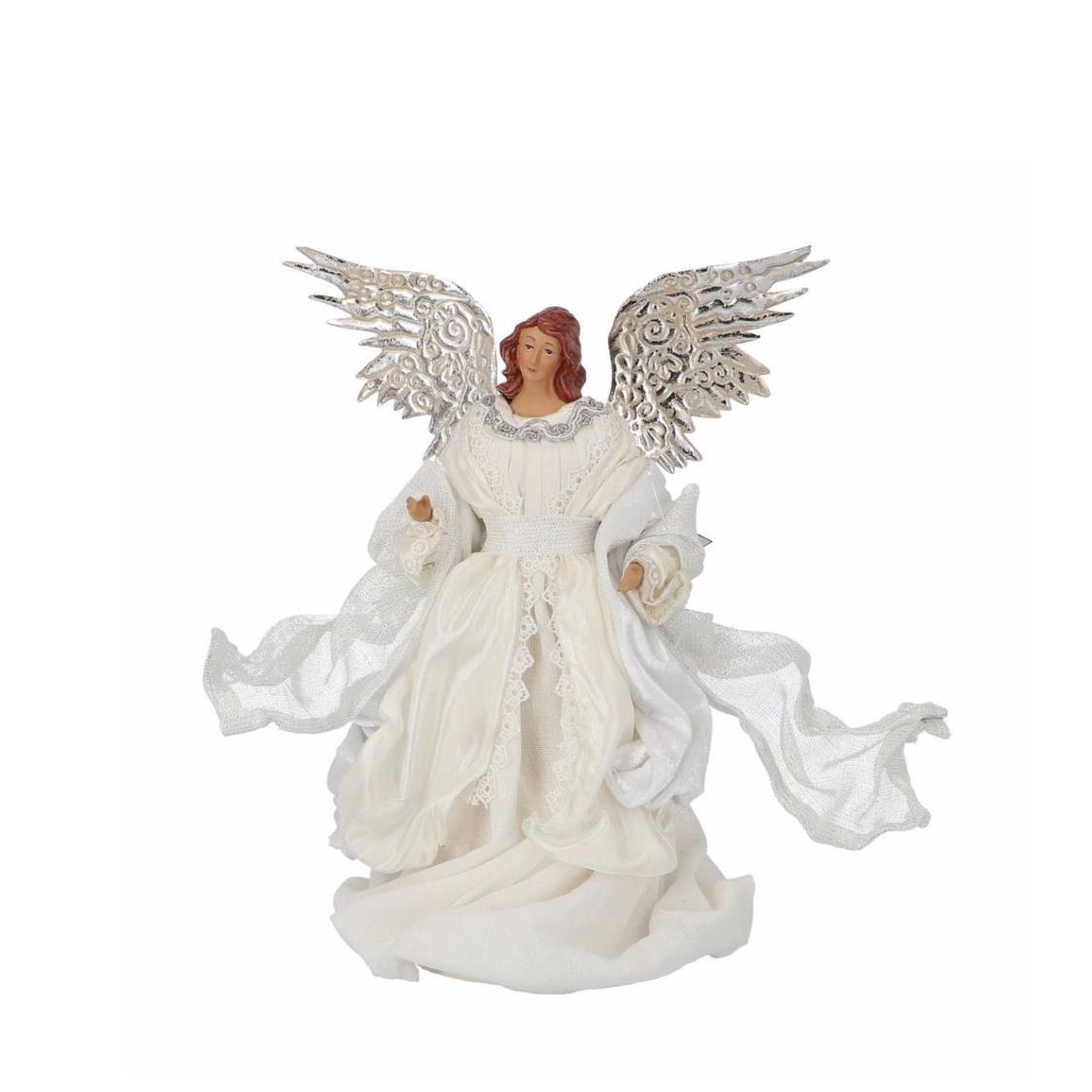 Standing Angel Bianca Collection White 10