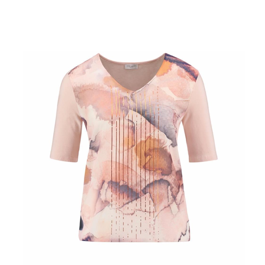 Printed Front Top