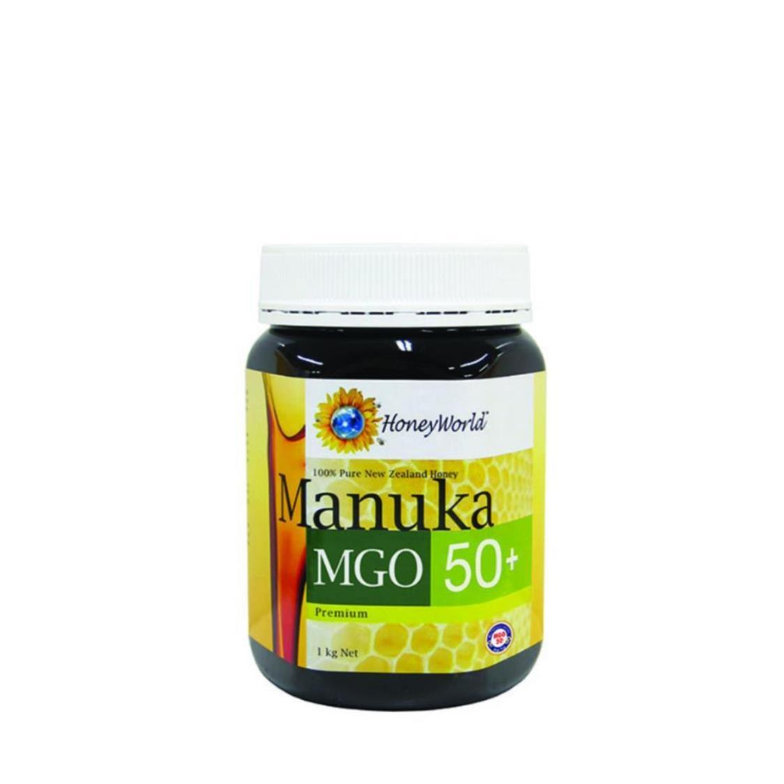 HONEYWORLD Manuka MGO 50 1KG