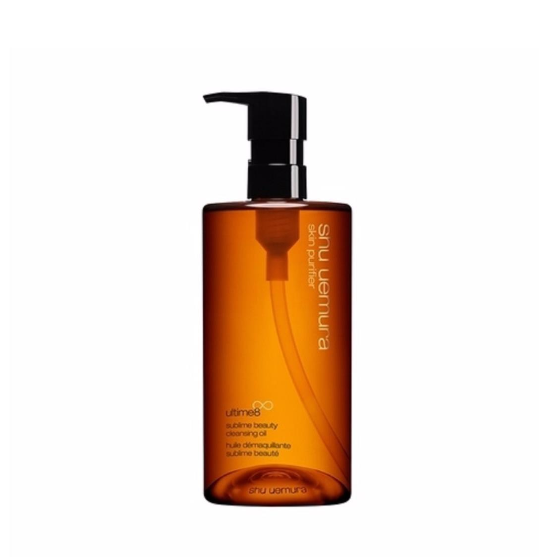 Ultime8 Sublime Cleansing Oil