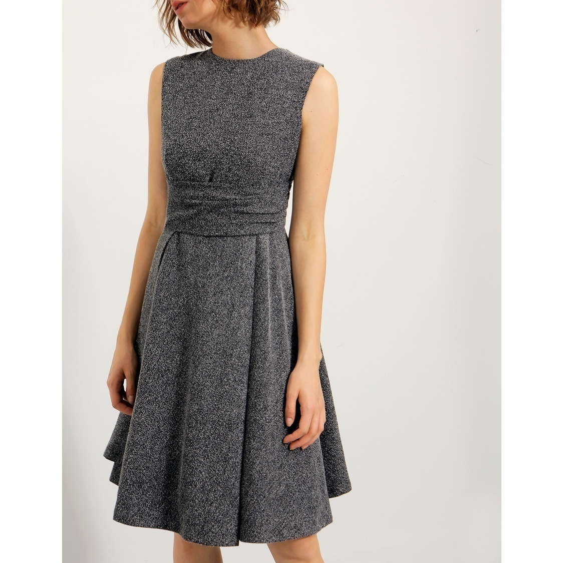 Sleeveless Aline Dress