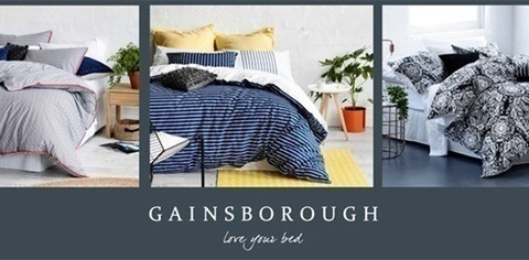 GAINSBOROUGH BEDLINENS