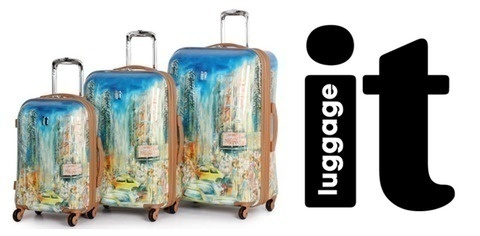 INTERNATIONAL TRAVELLER LUGGAGE