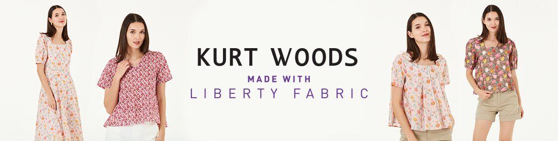 KURT WOODS (MADE WITH LIBERTY FABRIC)