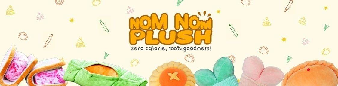 NOM NOM PLUSH
