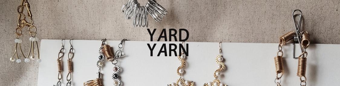 YARD YARN