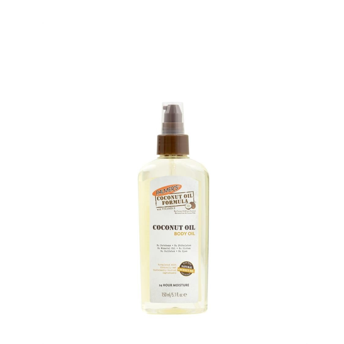 Coconut Body Oil 150ml
