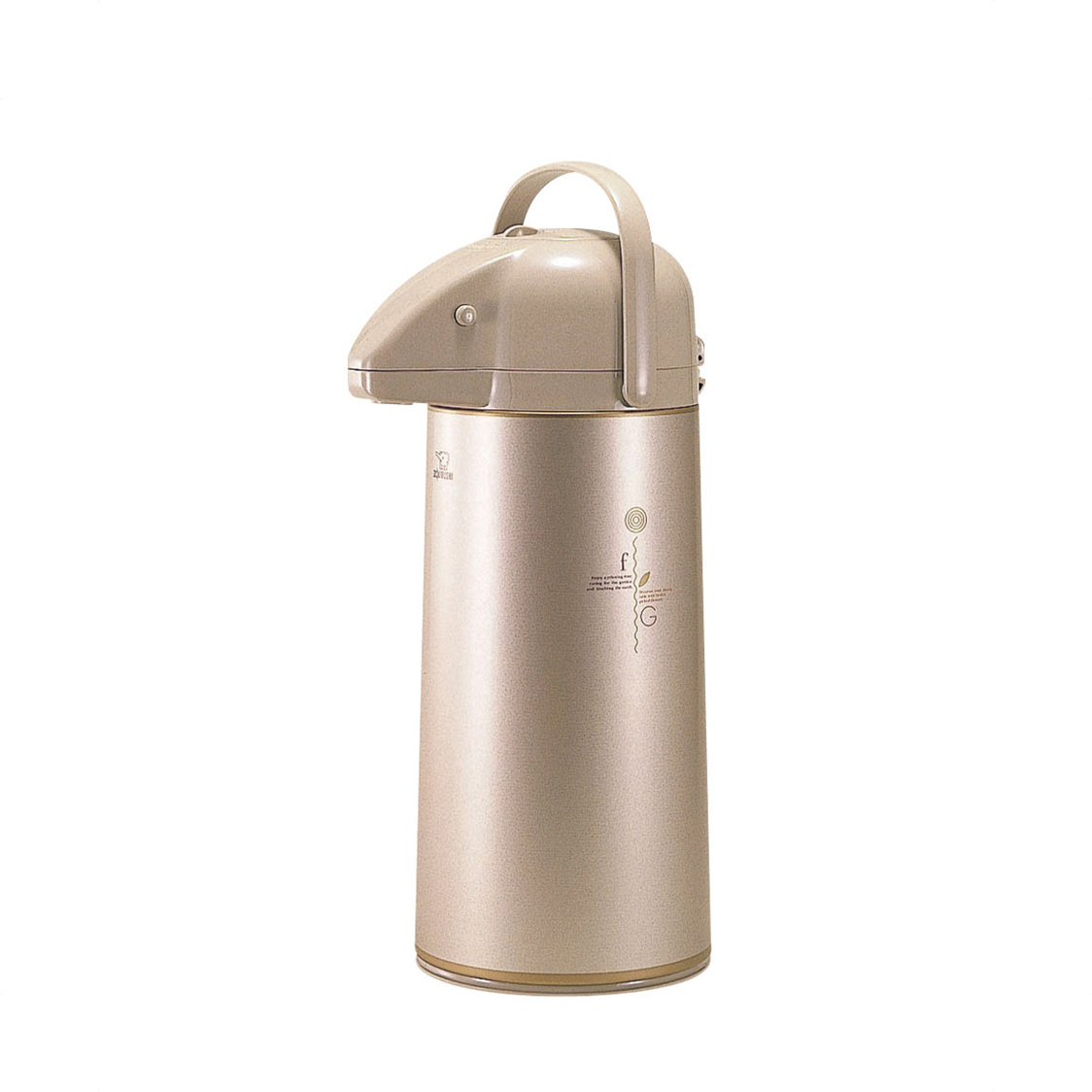 Glass Lined Vacuum Airpot 25L