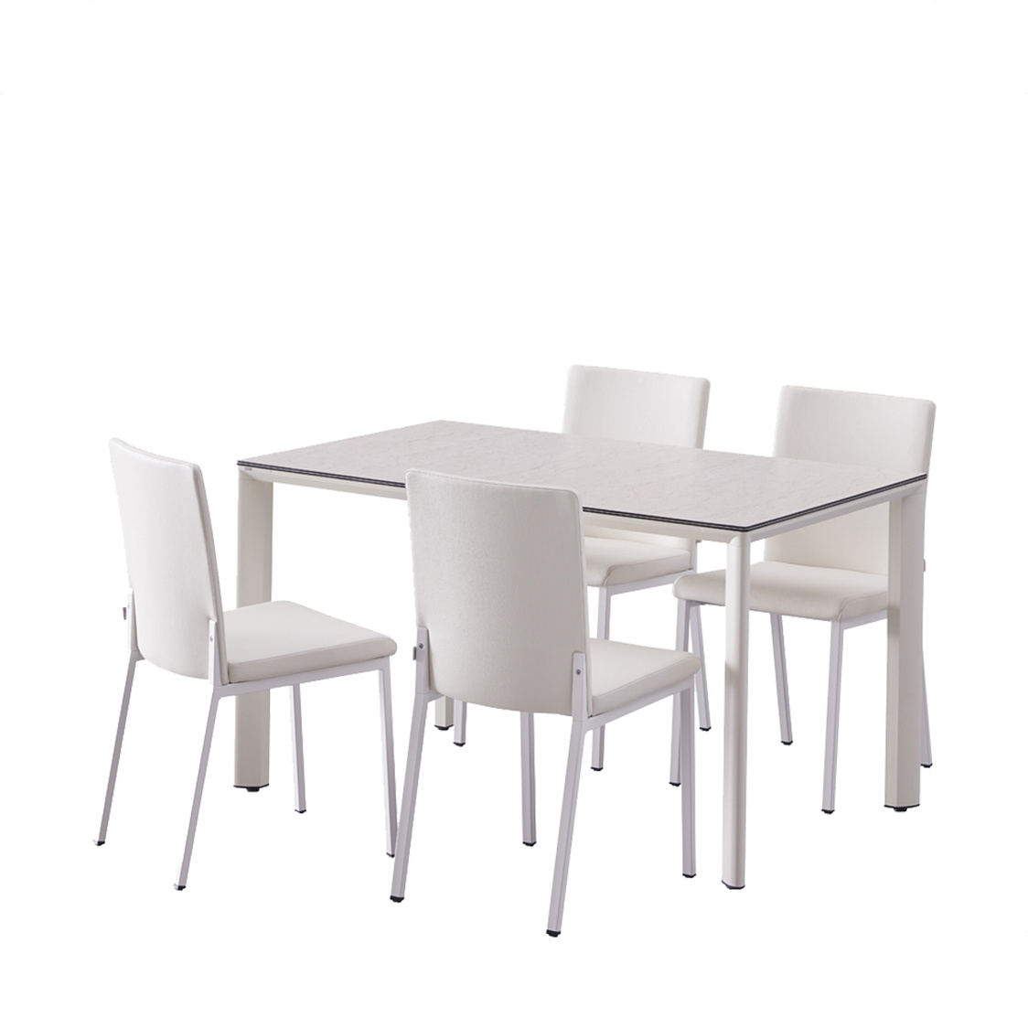 Iloom DELIC Dining Table for 4 CPM HT11T13ECN-IMIIV