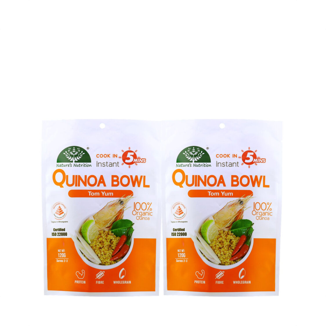 Tom Yum Quinoa Bowl 120g