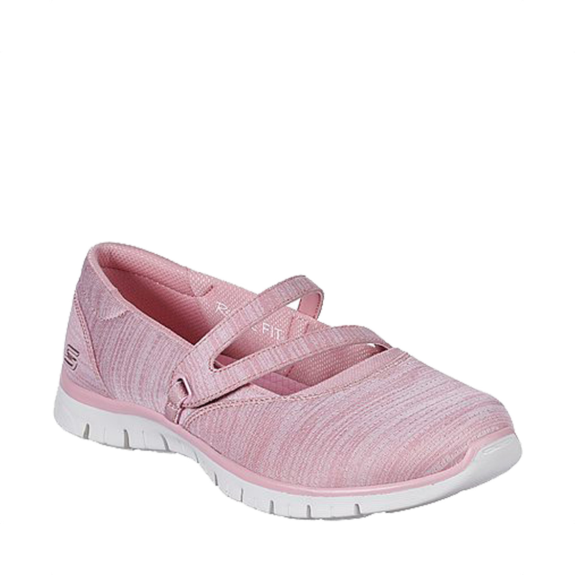 Skechers Relaxed Fit  EZ Flex Renew - Make It Count 23469 Pink