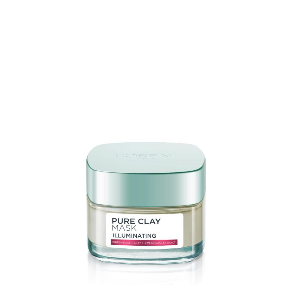 Illuminating Clay Mask 50g