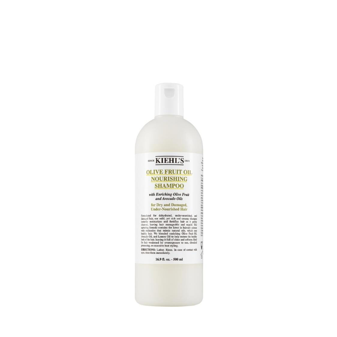Olive Fruit Oil Nourishing Shampoo 500ml