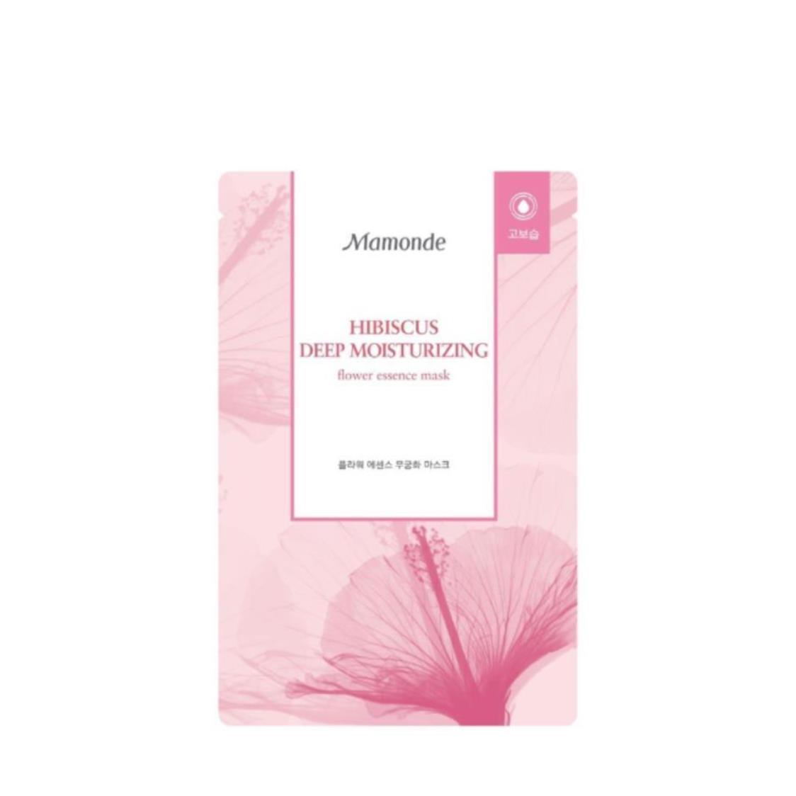 Flower Essence Mask-Deep Moisturizing 1 Sheet