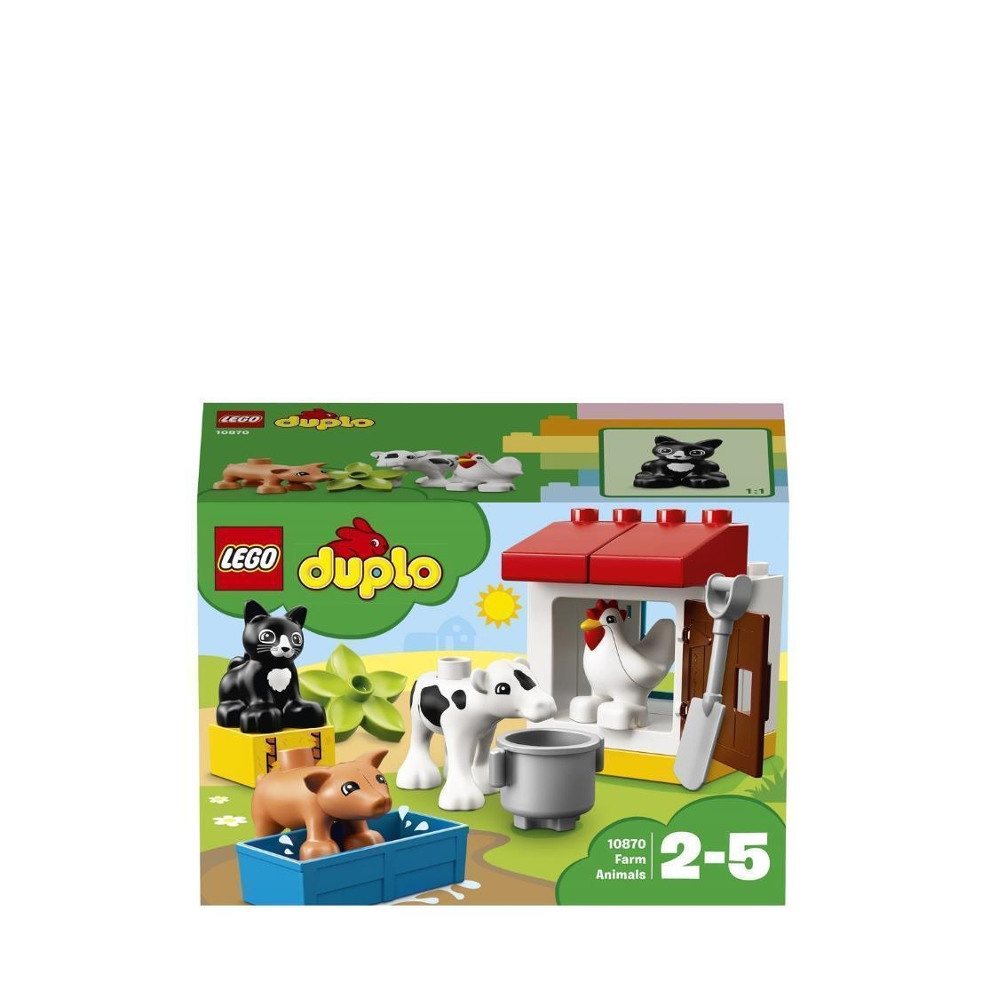 Farm Animals 10870