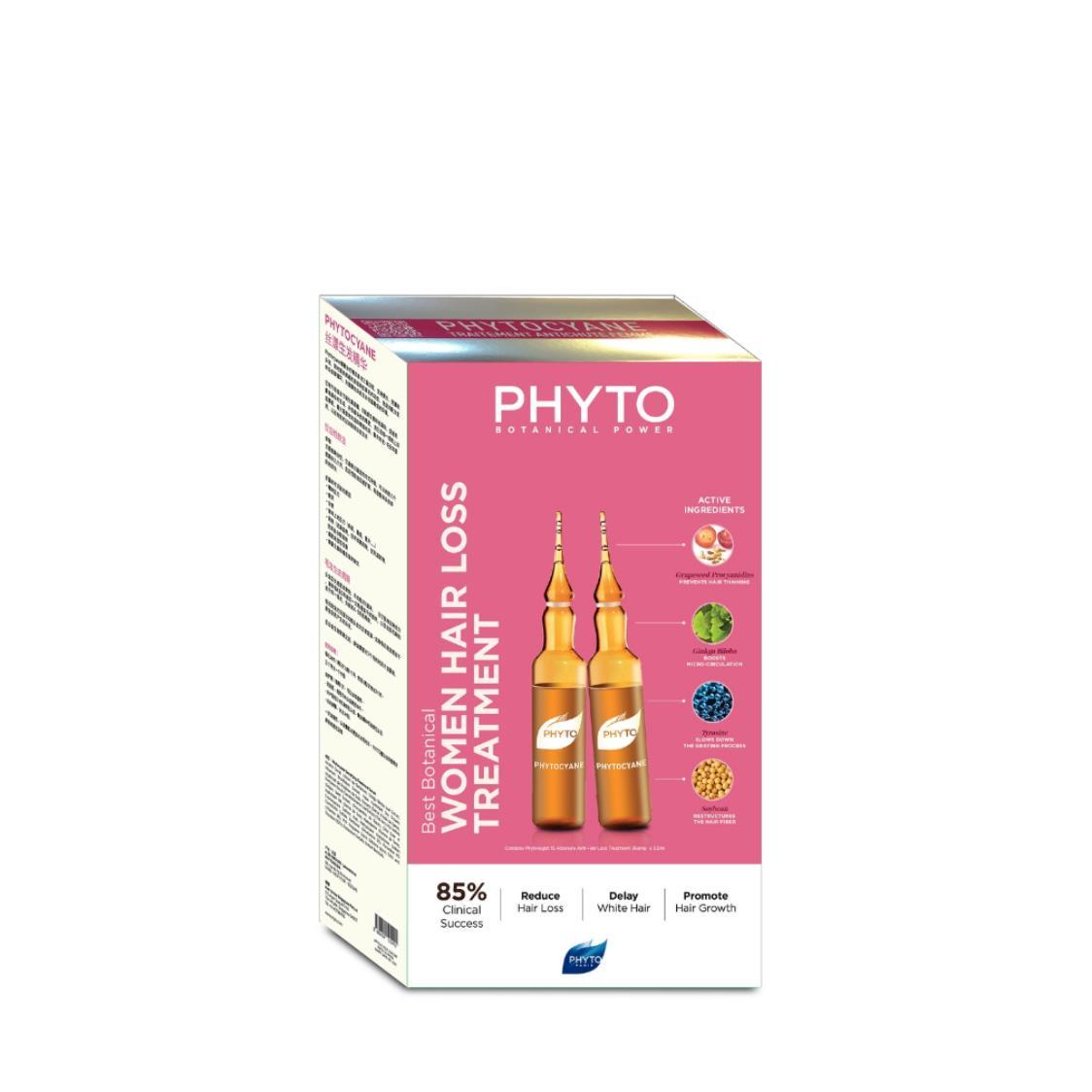 Phytocyane Treatment Triple Pack