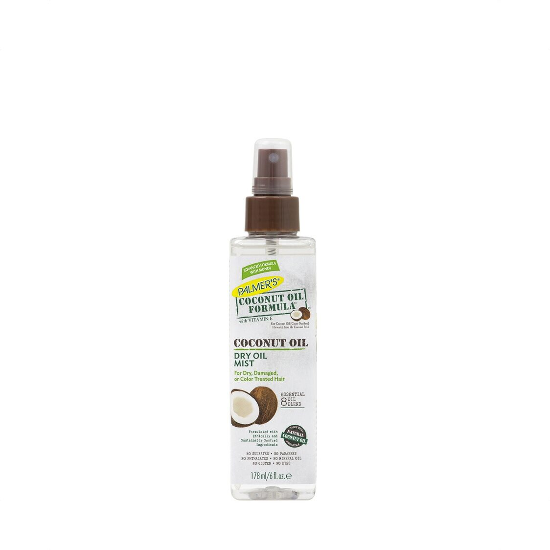 Coconut Hair Oil Mist 178ml