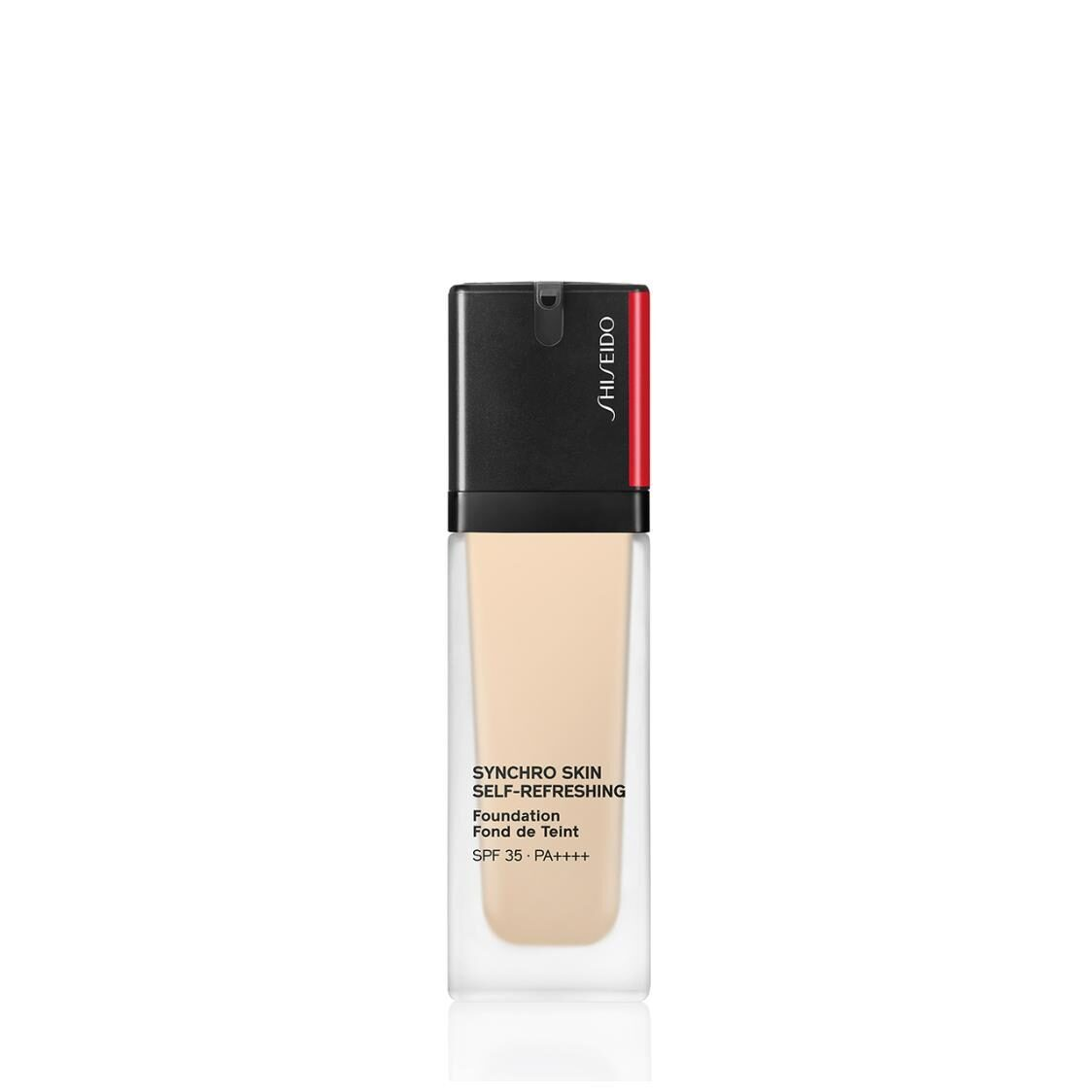 Shiseido Synchro Skin Self-Refreshing Foundation 120 Ivory