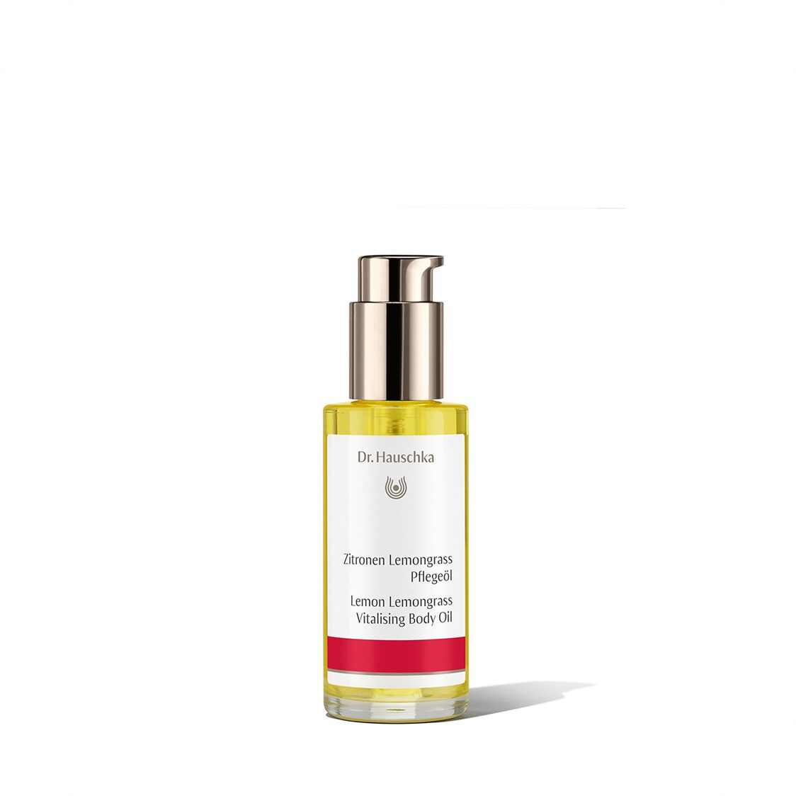 Lemon Lemongrass Vitalising Body Oil 75ml