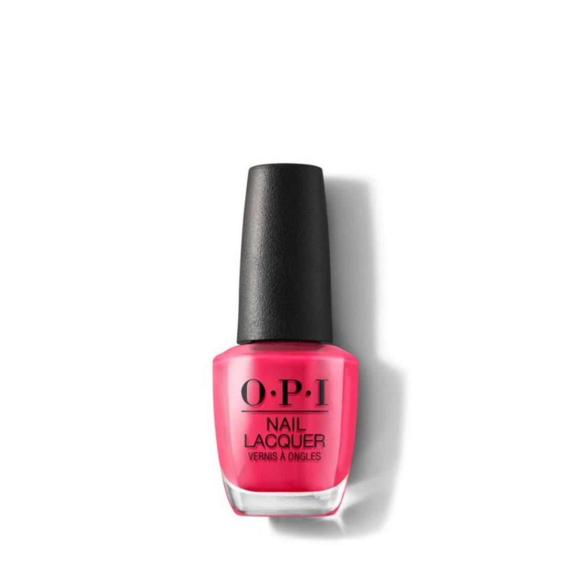 OPI Nail Lacquer Charged Up Cherry