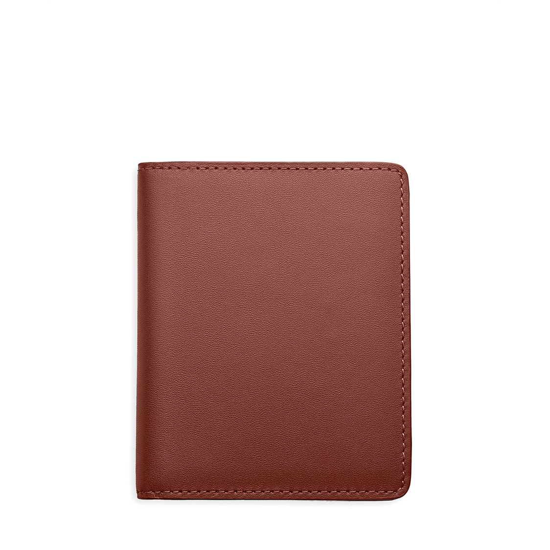Kyl Wallet - Cognac Leather