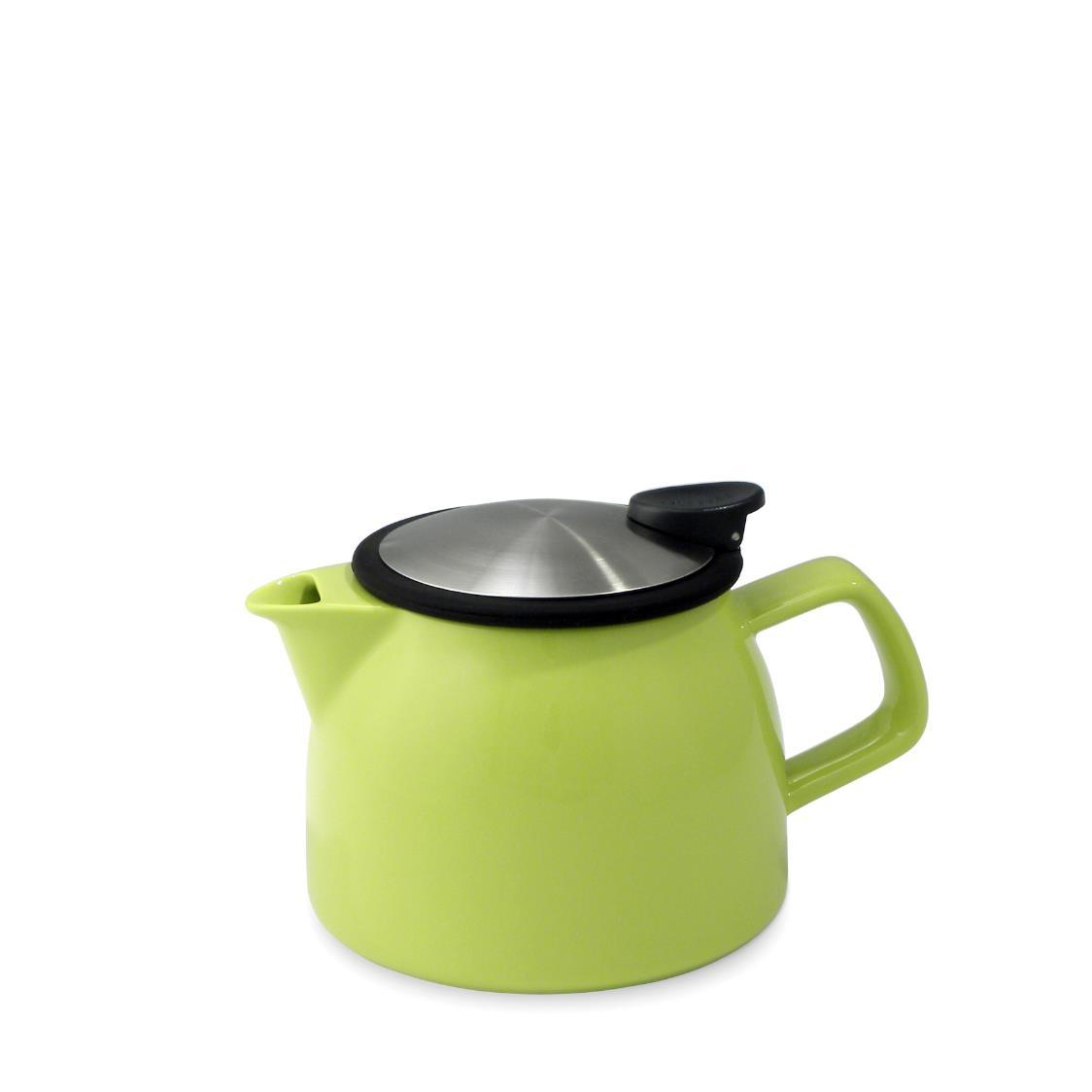 Bell Teapot with Basket Infuser 470ml FL543-LME