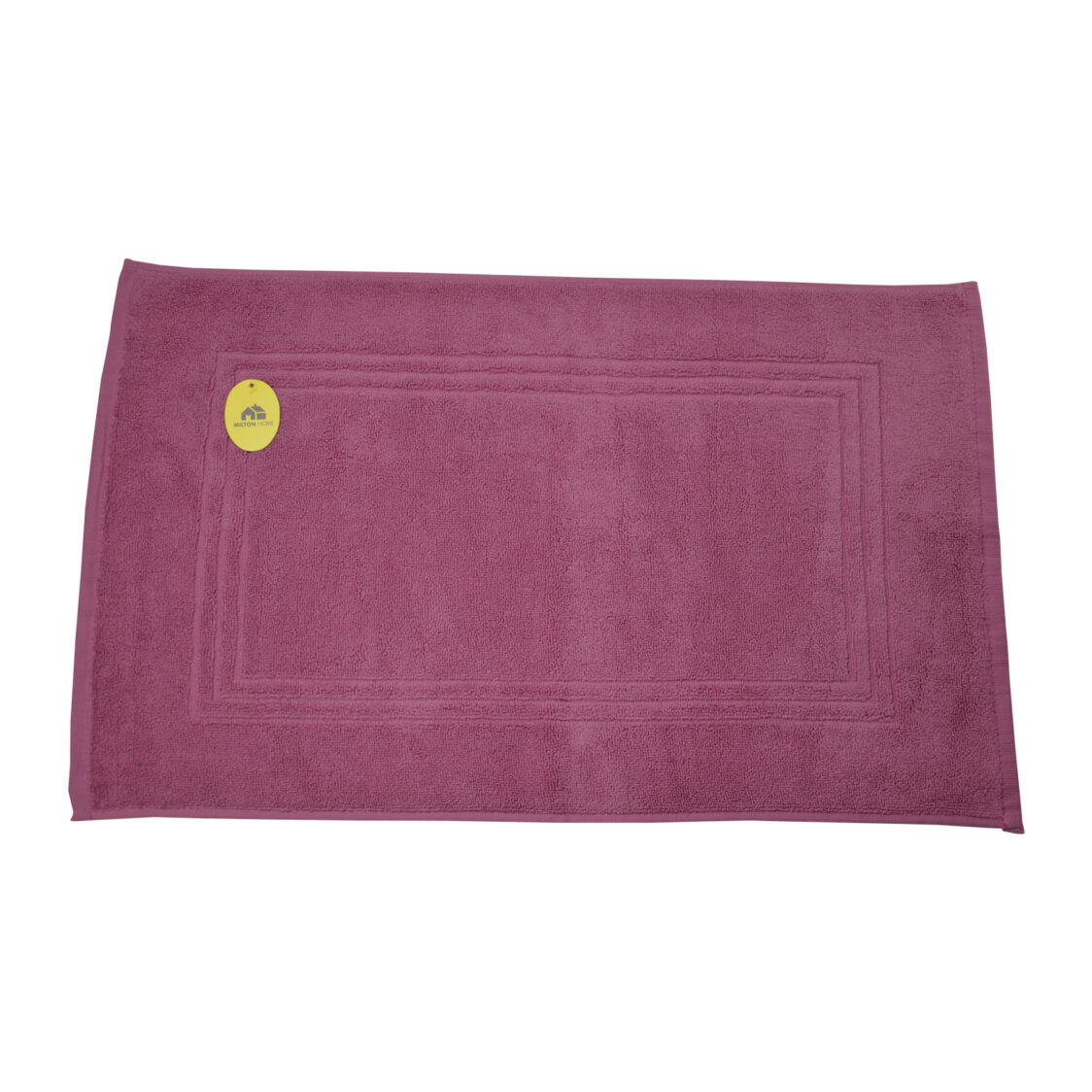 Tiara 100 Combed Cotton Terry Mat Berry