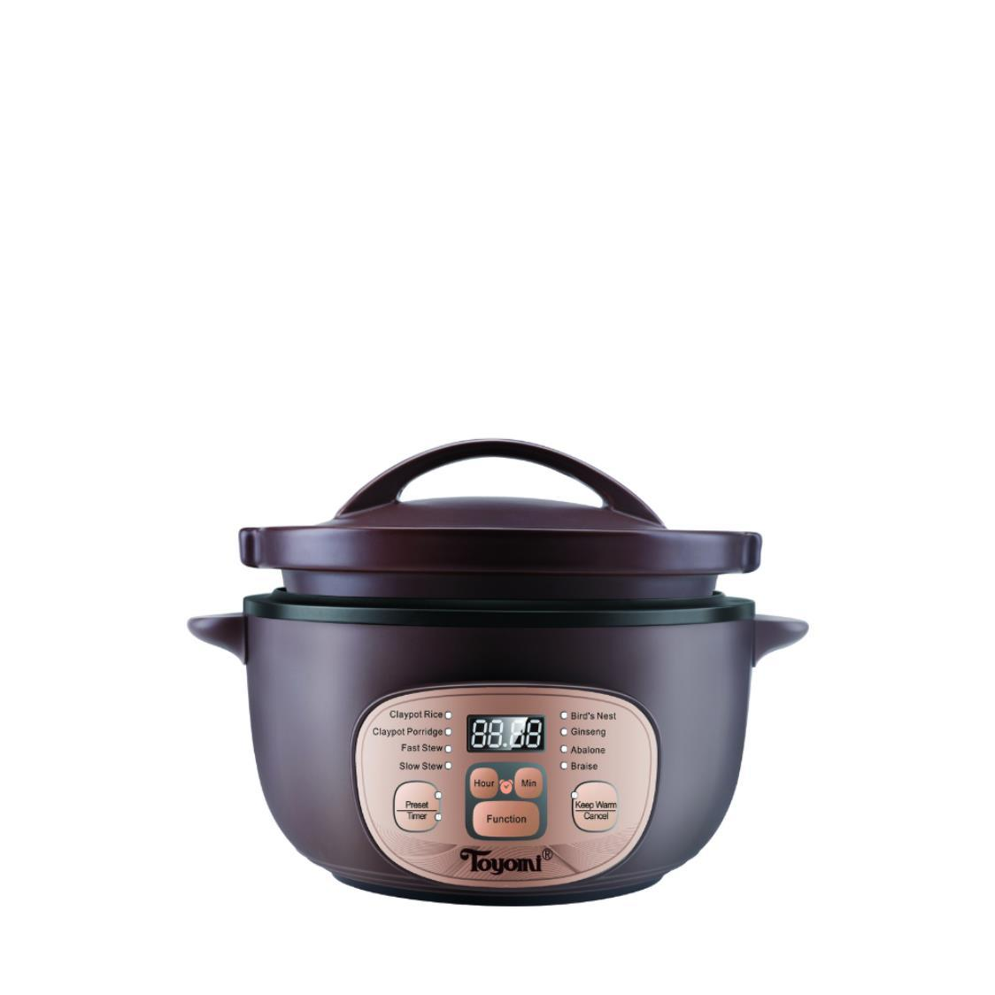 Micro Com High Heat Stew Cooker