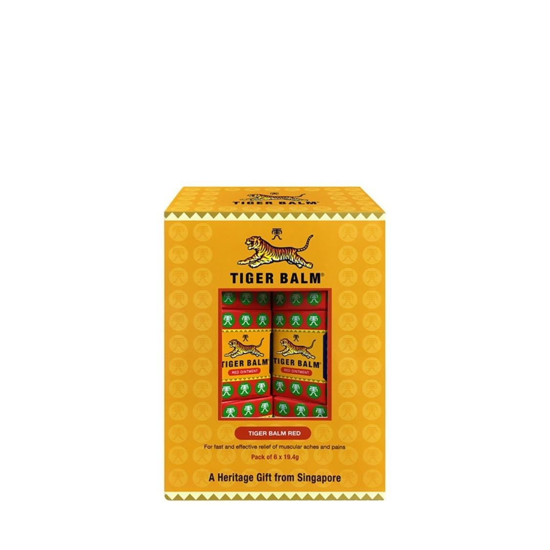 Red Ointment 194g x 6 Gift Box