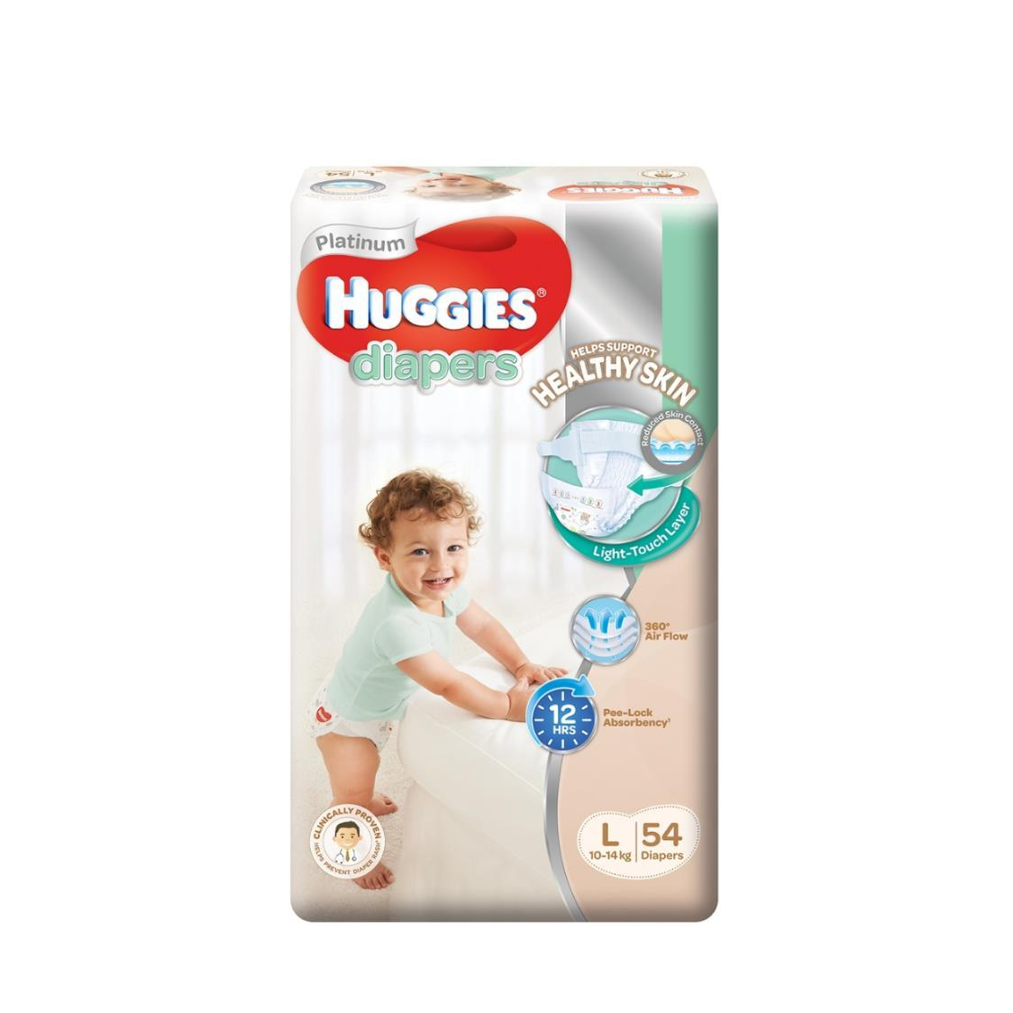 Huggies Platinum L