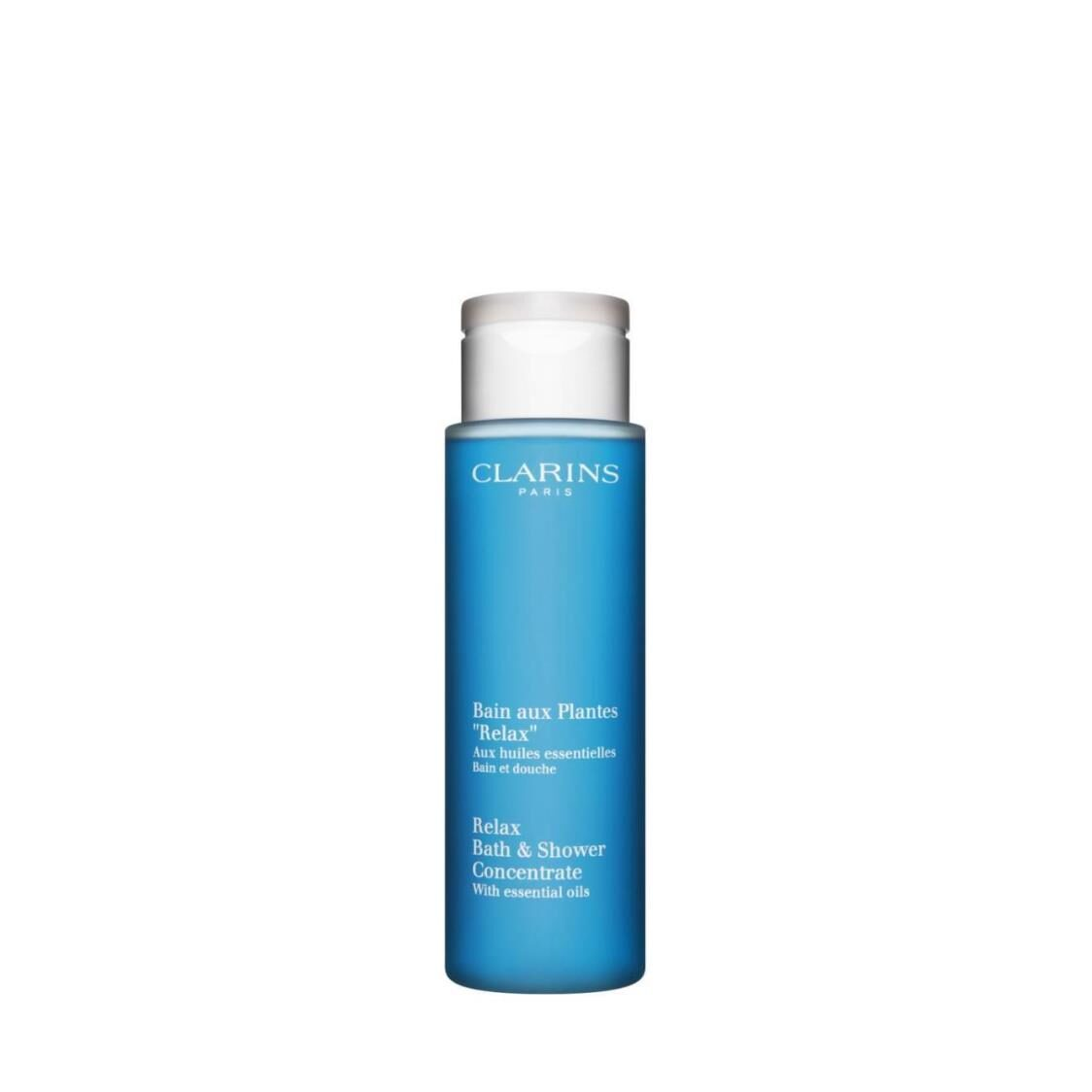 Clarins Relax Bath  Shower Concentrate 200ml