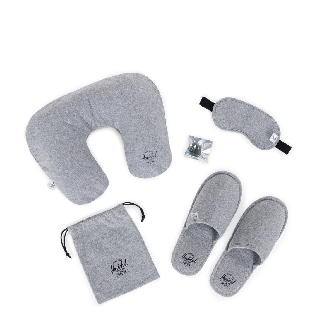 Amenity Kit SM Heathered Grey 10542-02256-SM