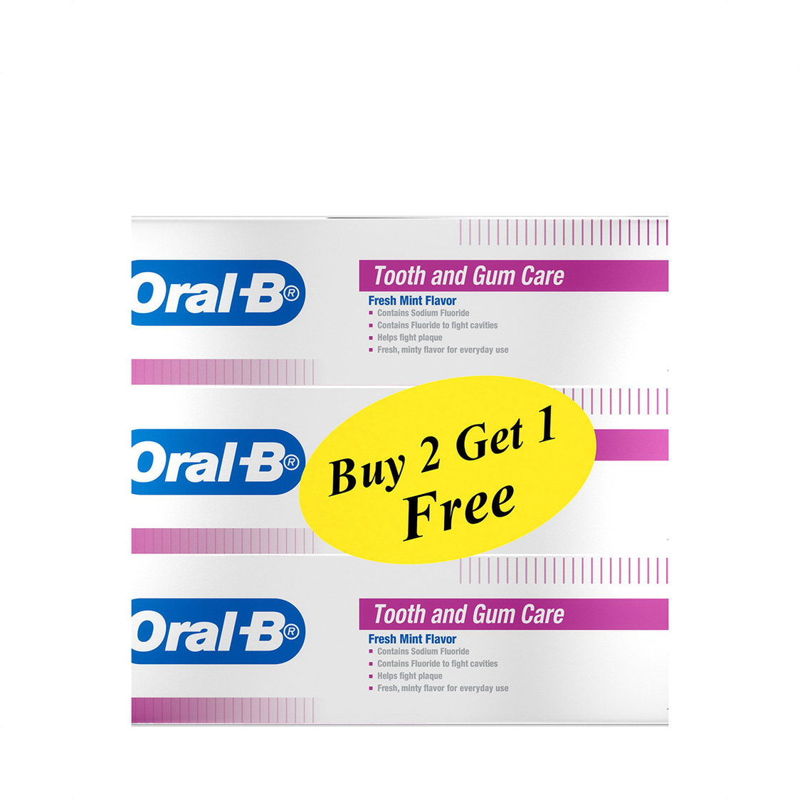 Oral B Toothpaste Regular 100ml 21