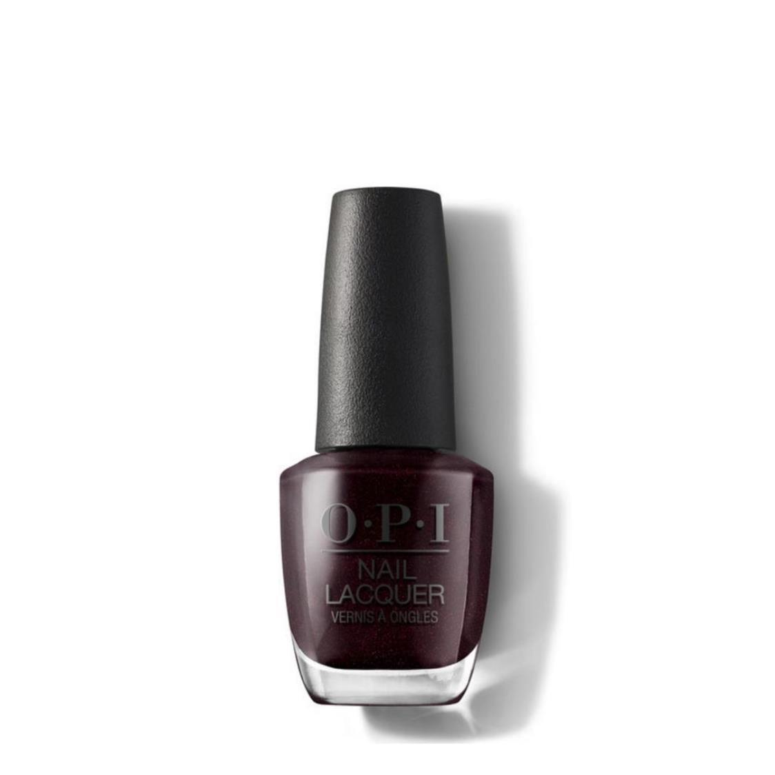 Opi Holiday Collection 2018 Nail Lacquer Black to Reality 15ml
