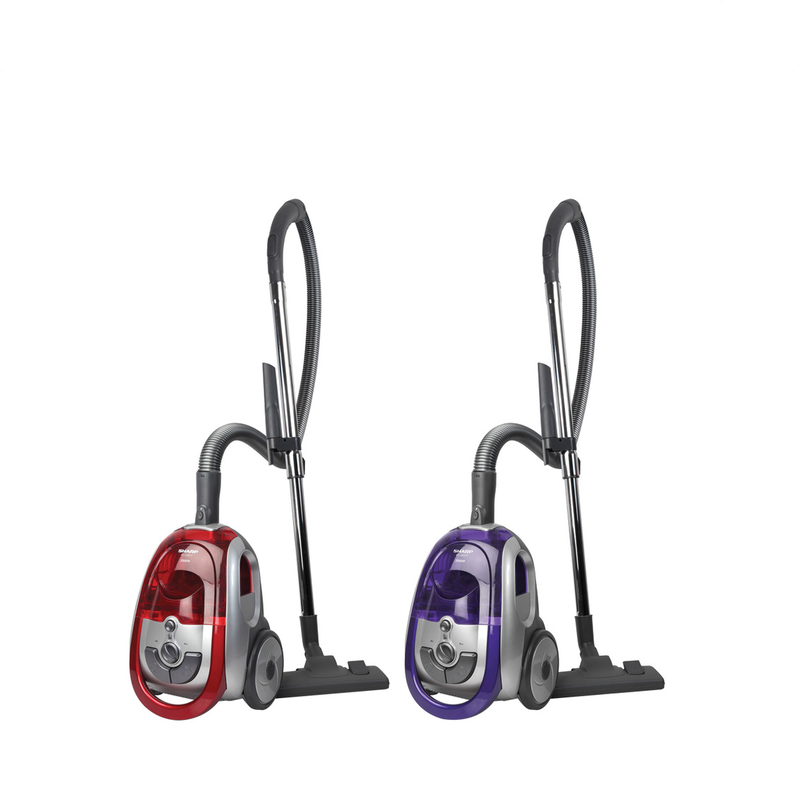 2000W Bagless Vacuum Cleaner with Variable Power Control