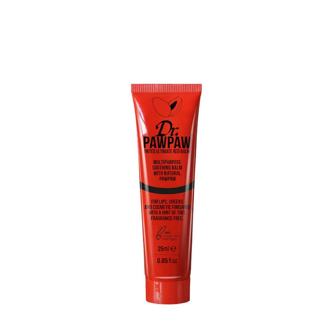 Tinted Ultimate Red Balm 25ml
