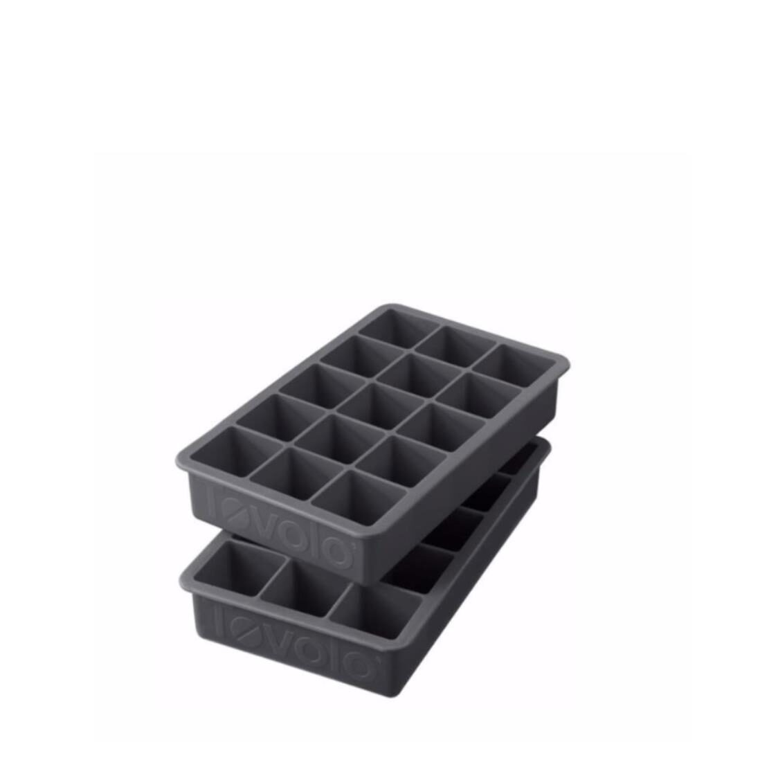 Perfect Cube Ice Trays Set Of 2
