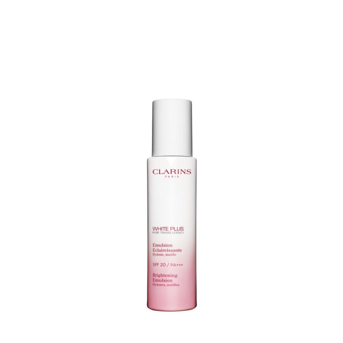 Clarins White Plus Brightening Emulsion SPF20PA 75ml