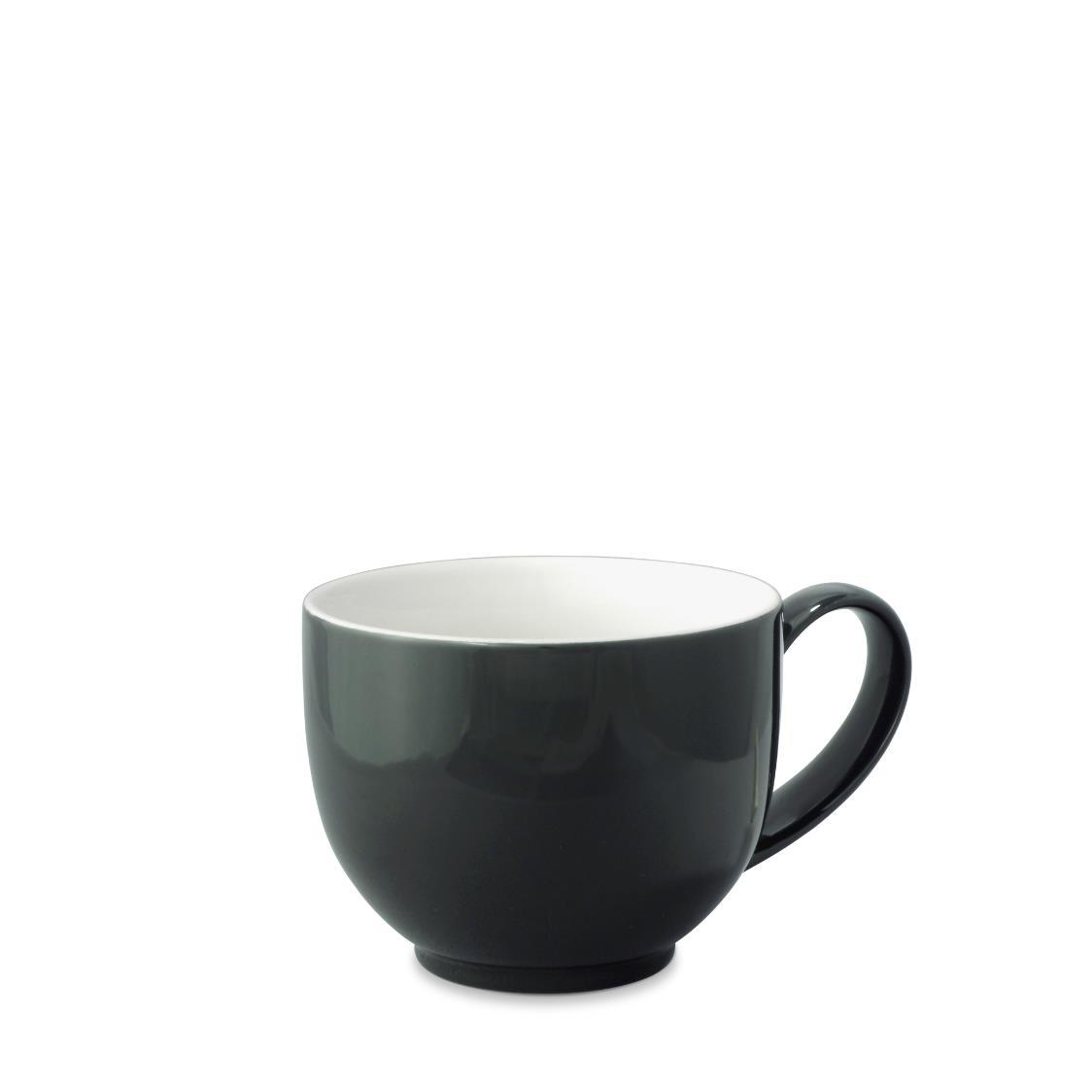 Q Tea Cup with Handle 295ml FL521-BKG