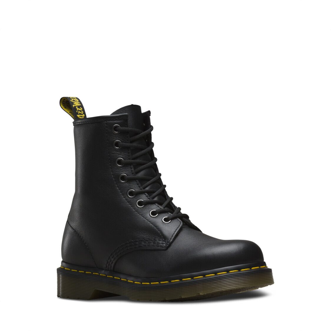 Dr Marten 1460 Nappa Leather 8 Eyelet Lace Up Boots
