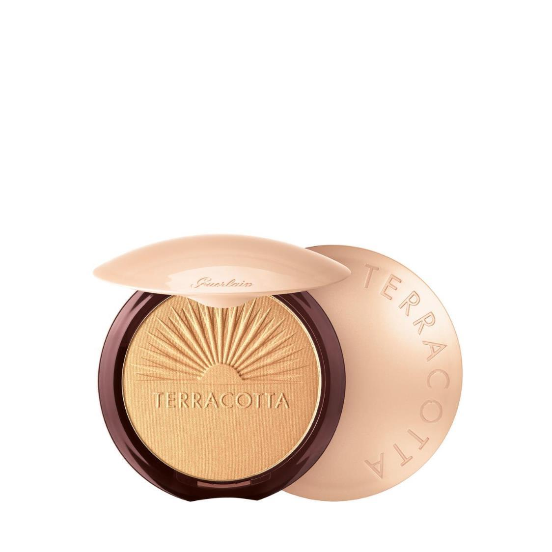 Terracotta Summer Glow Highlighting Powder