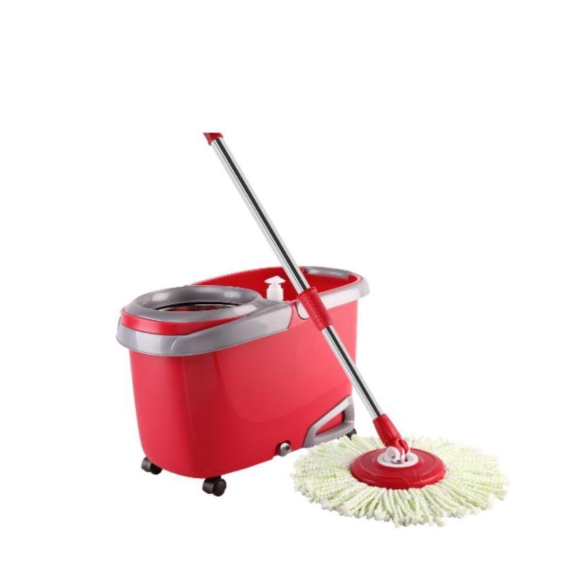 Spin Mop with round mop head