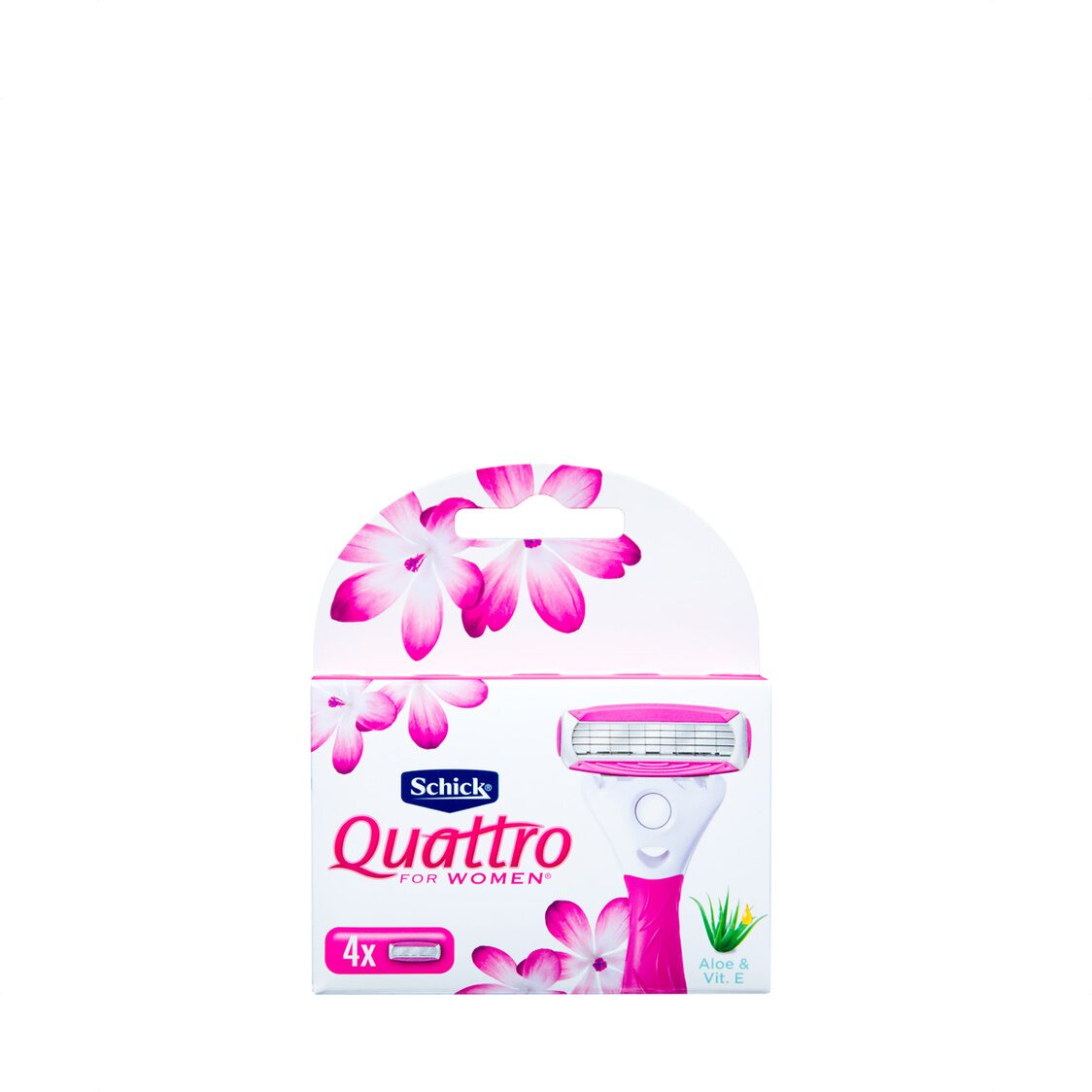 Quattro For Women Refill 4S