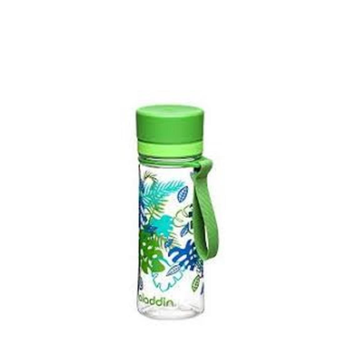 BPA-Free Aveo Water Bottle Graphic Green 03L 1101-BPA-F-GG