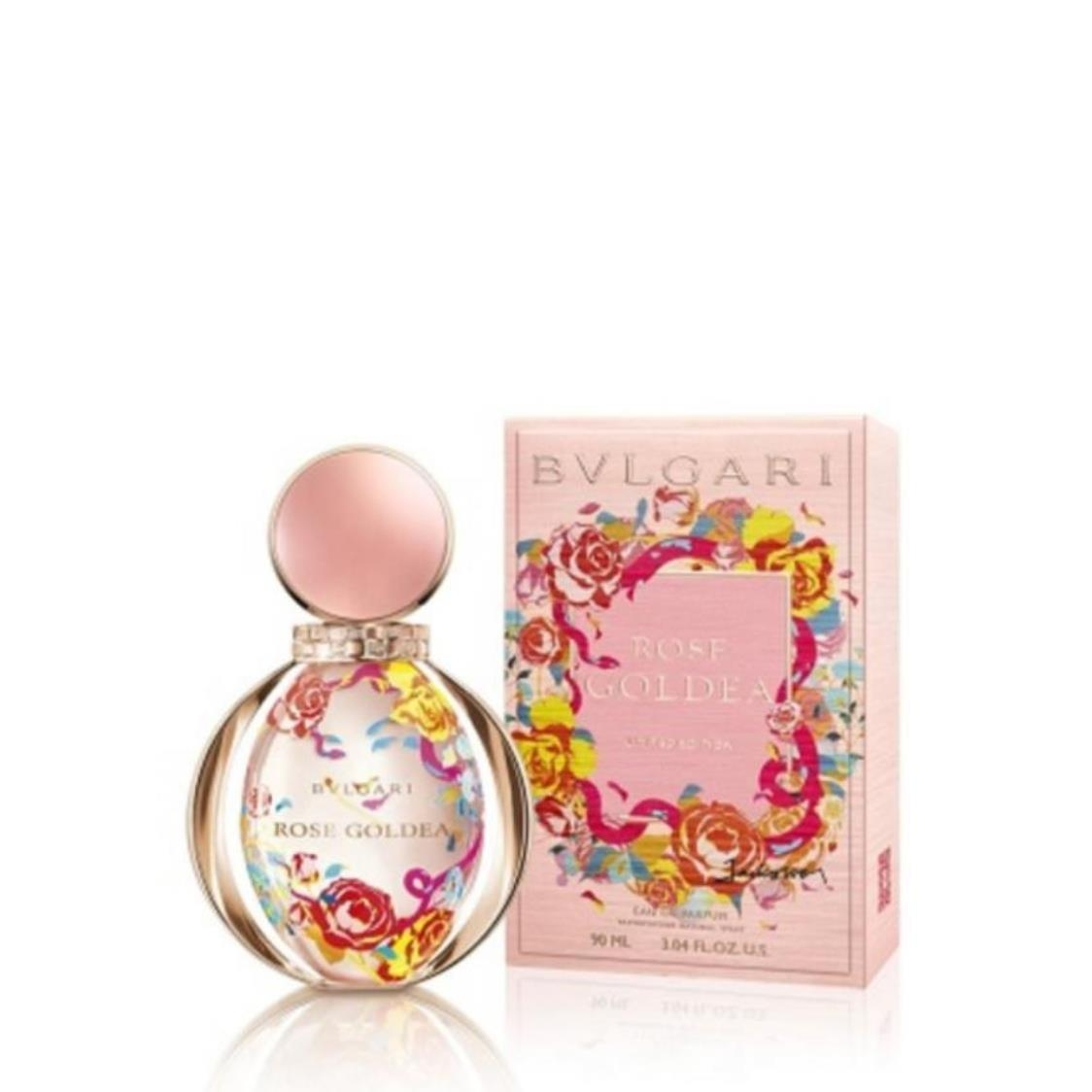 Bvlgari Rose Goldea Limited Edition
