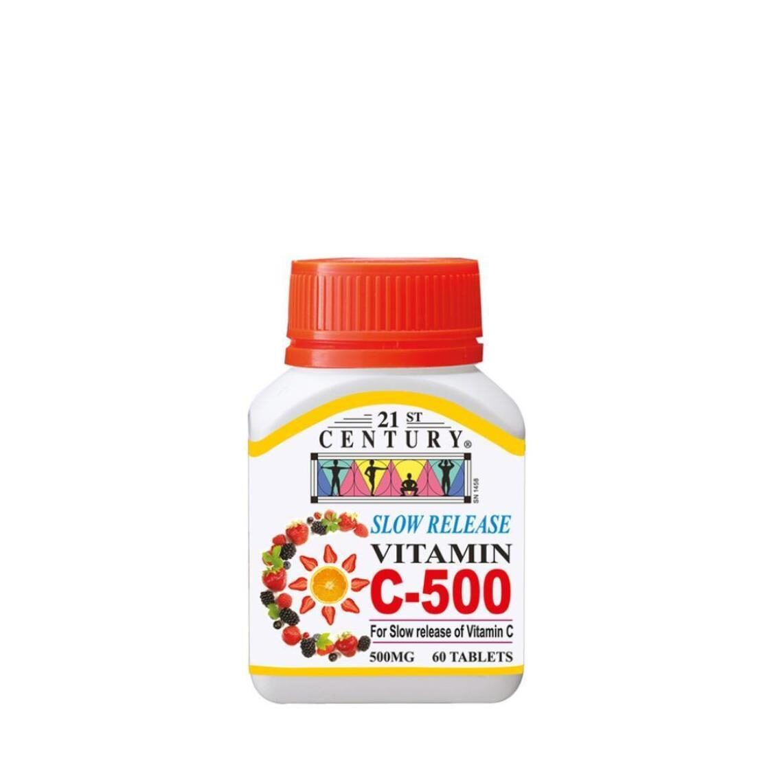 C500mg Sustained Release 60s